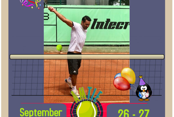 Am-Tie Tennis Tournamnet on September 26-27 2020